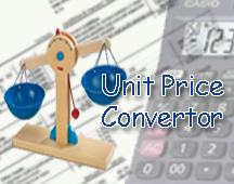 Unit Price Convertor