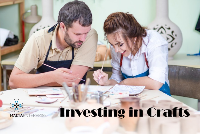 Invest in Crafts